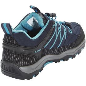 CMP Campagnolo Rigel Low WP Schoenen Kinderen blauw/zwart